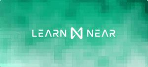 Learn NEAR Club banner