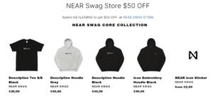 NEAR Swag nLEARNs